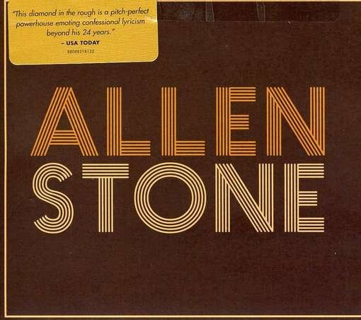 Image of   Allen Stone - Allen Stone - CD