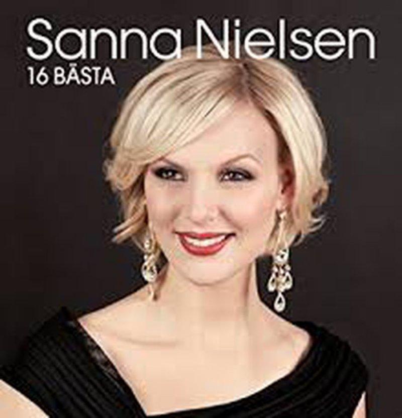 Image of   Sanna Nielsen - 16 Bästa - CD