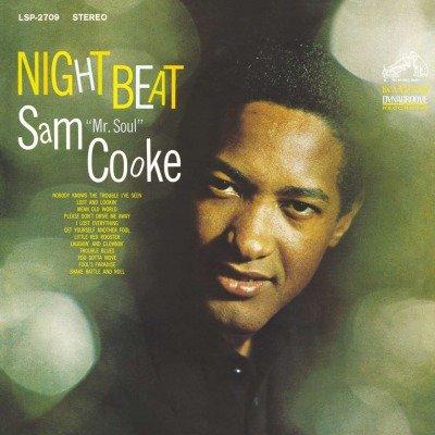 Image of   Sam Cooke - Night Beat - Vinyl / LP