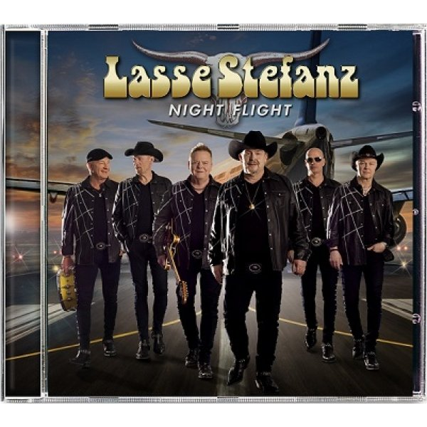 Image of   Lasse Stefanz - Night Flight - CD