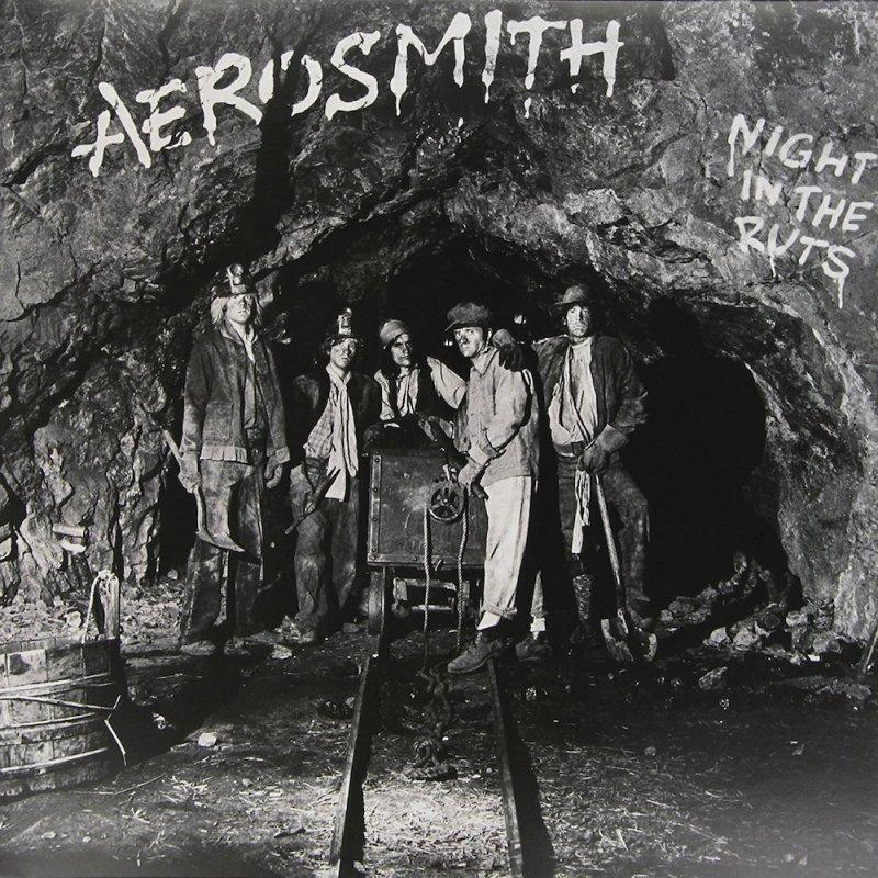 Image of   Aerosmith - Night In The Ruts - Vinyl / LP