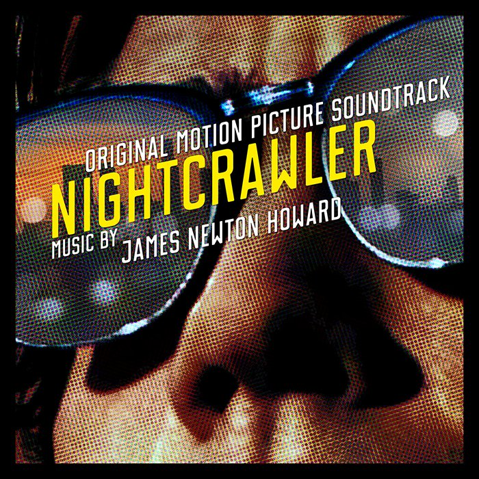 Image of   James Newton Howard - Nightcrawler (original Motion Picture Soundtrack) - CD