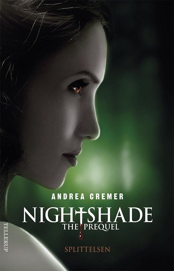 Image of   Nightshade - The Prequel #1: Splittelsen - Andrea Cremer - Bog