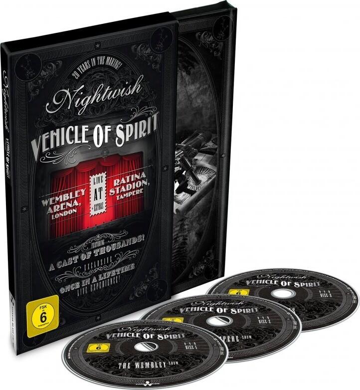 Billede af Nightwish: Vehicle Of Spirit - DVD - Film