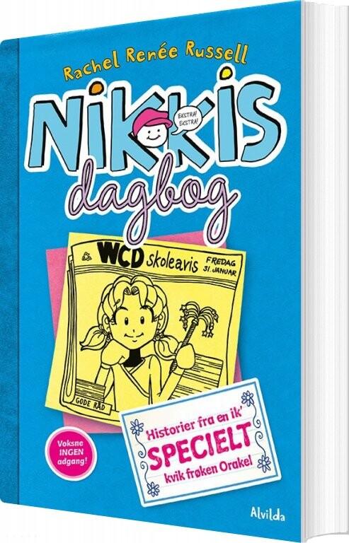 Nikkis Dagbog 5: Historier Fra En Ik Specielt Kvik Frøken Orakel - Rachel Renee Russell - Bog