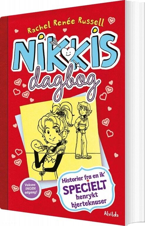 Nikkis Dagbog 6: Historier Fra En Ikke Specielt Henrykt Hjerteknuser - Rachel Renee Russell - Bog