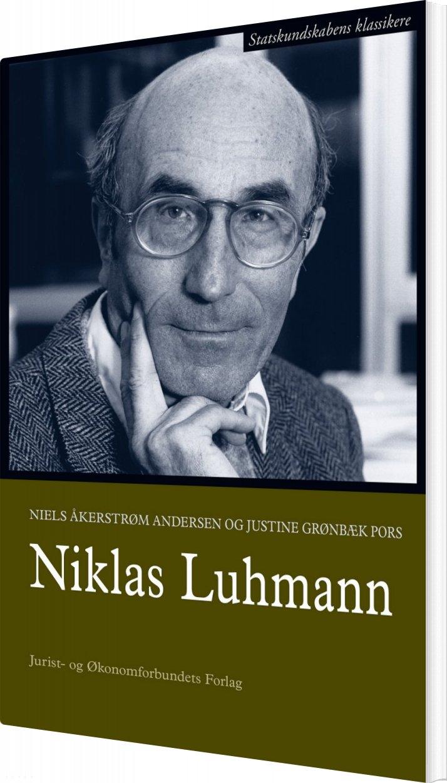 Image of   Niklas Luhmann - Niels åkerstrøm Andersen - Bog