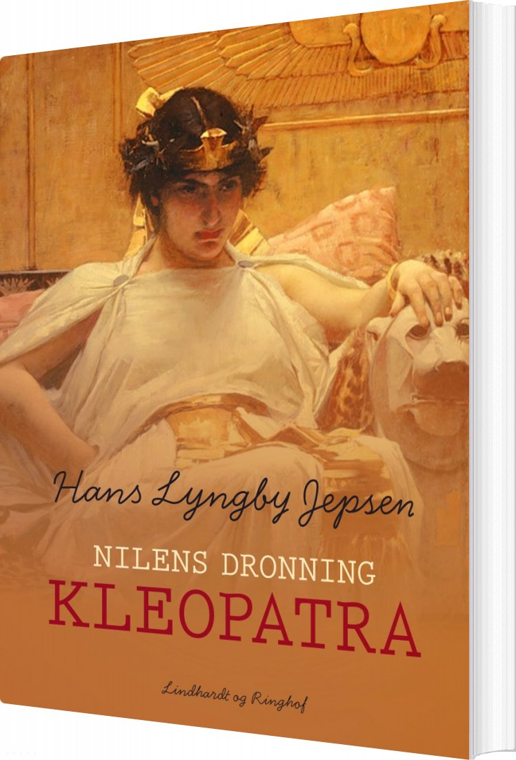 Nilens Dronning: Kleopatra - Hans Lyngby Jepsen - Bog