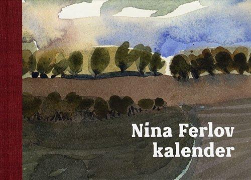 Image of   Nina Ferlov Kalender 2010