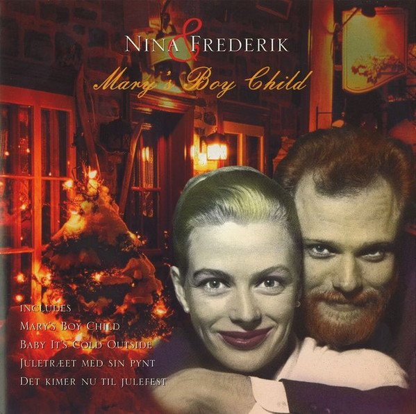 Image of   Nina Og Frederik - Mary's Boy Child - CD