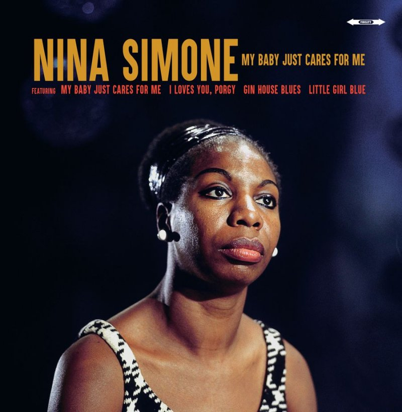 Image of   Nina Simone - My Baby Just Cares For Me - Vinyl / LP