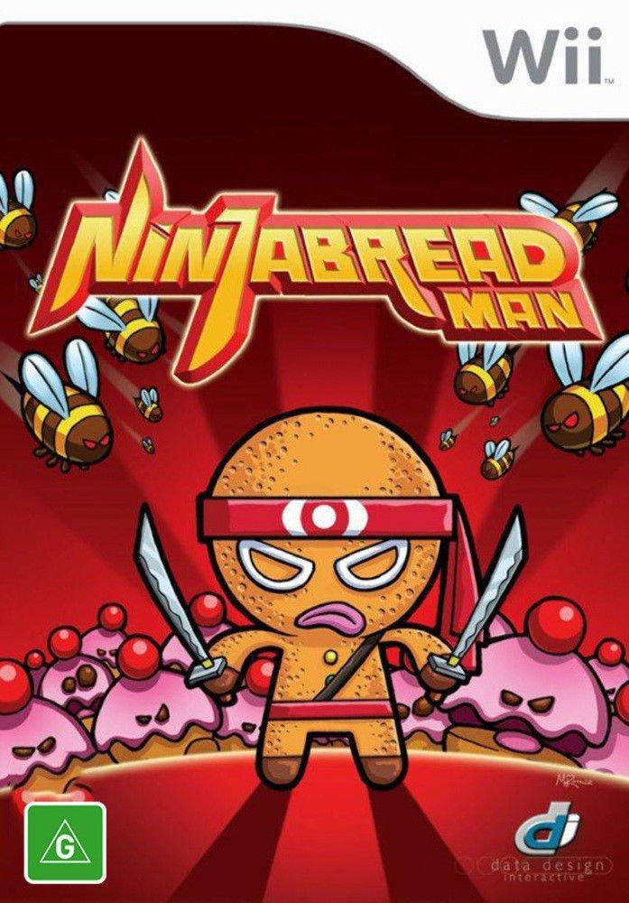 Ninjabread Man - Wii