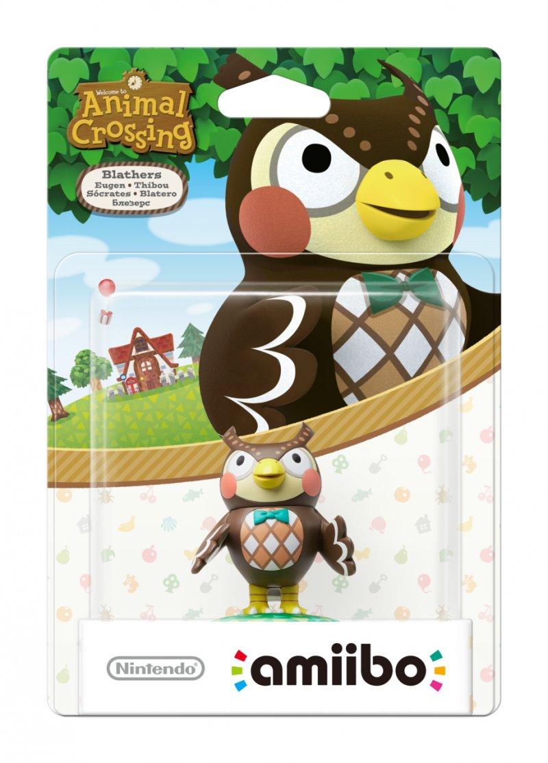 Nintendo Amiibo Figur - Blathers