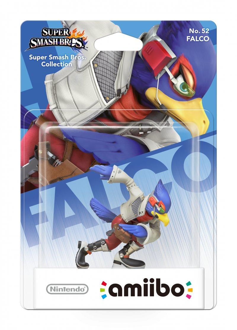 Nintendo Amiibo Figur - Falco