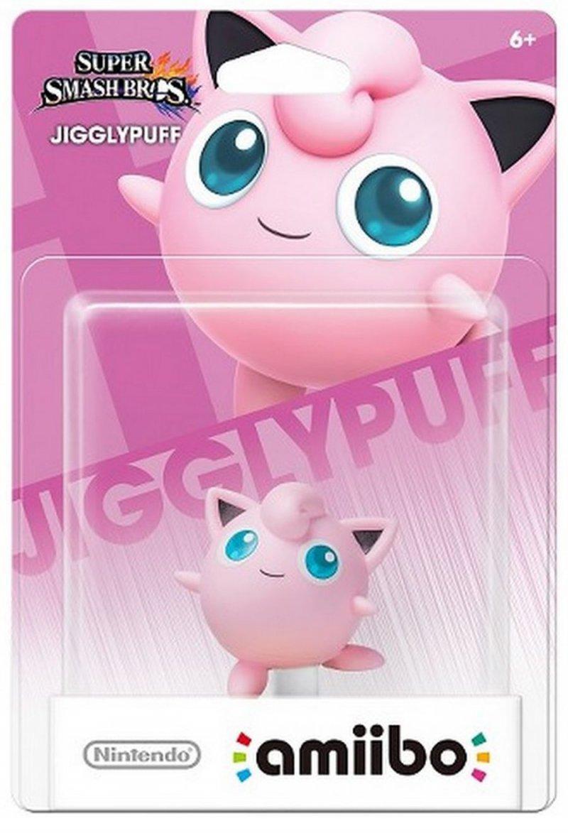 Nintendo Amiibo Figur - Jigglypuff