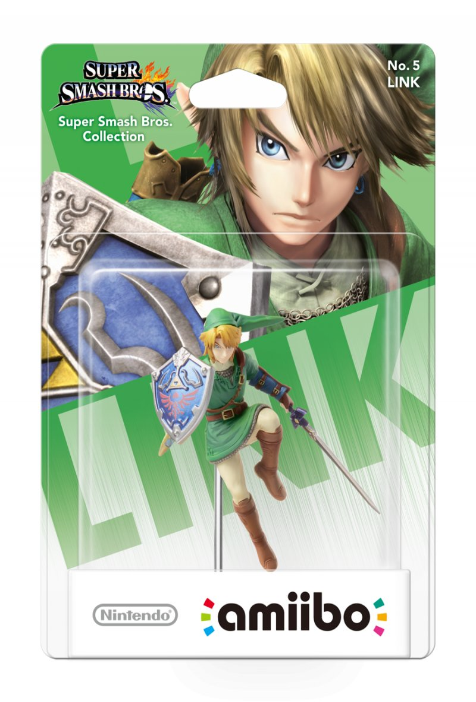 Nintendo Amiibo Figur - Link