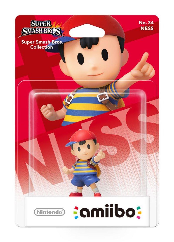 Nintendo Amiibo Figur - Ness