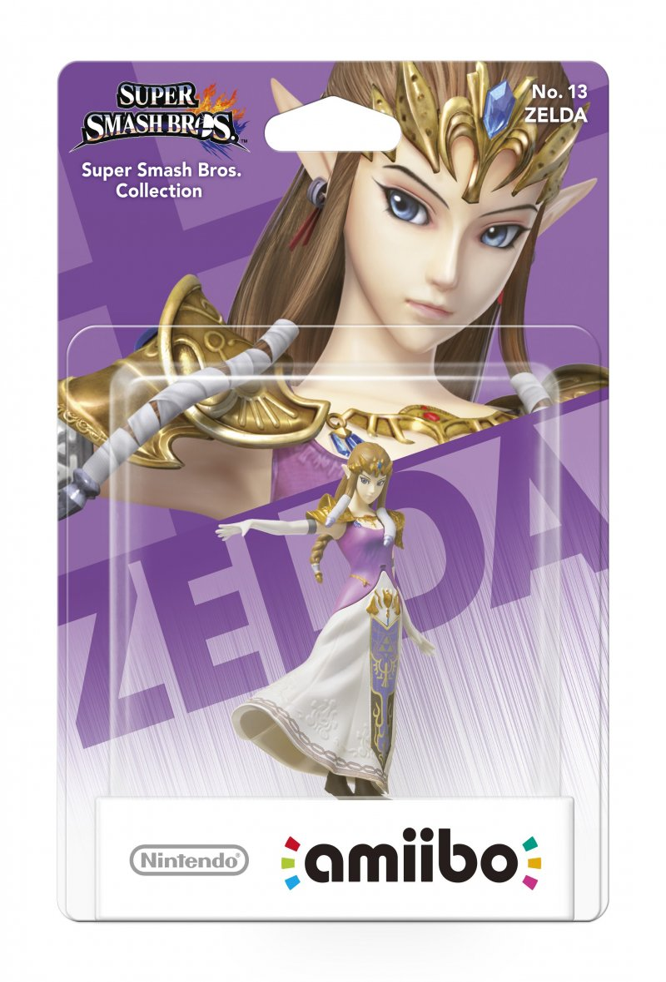 Nintendo Amiibo Figur - Zelda