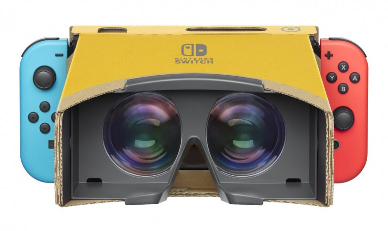 Image of   Nintendo Switch Labo: Vr Kit