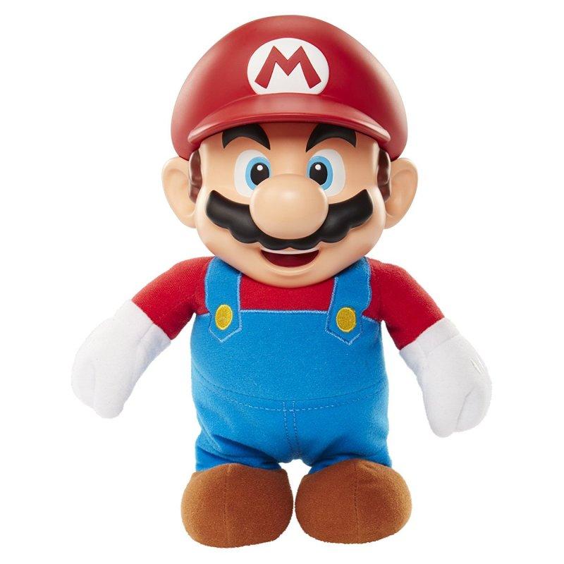 Nintendo Figur - Super Jumping Mario