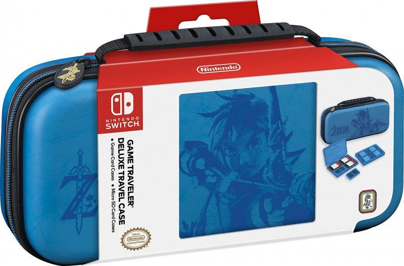 Image of   Nintendo Switch Deluxe Travel Case - Zelda
