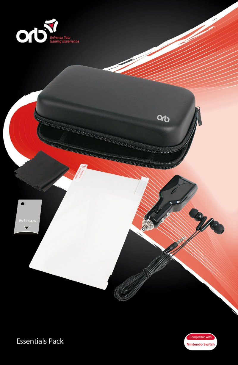Image of   Nintendo Switch Accessory Pack - Orb