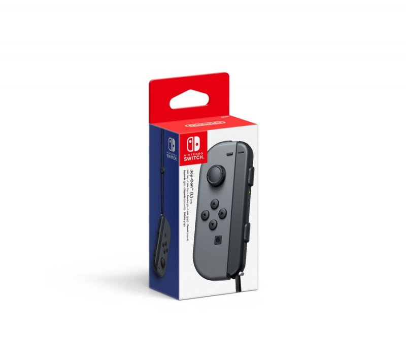 Image of   Nintendo Switch Joy-con - Venstre - Grå