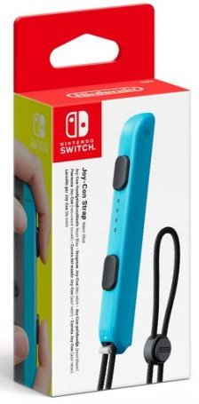 Image of   Nintendo Switch Joy-con Controller Strap - Blue