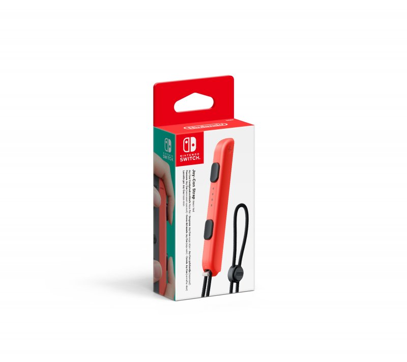 Image of   Nintendo Switch Joy-con Strap - Red