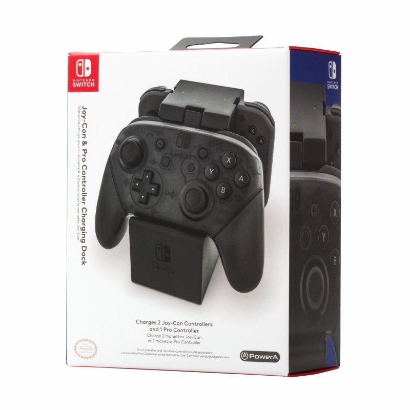 Image of   Nintendo Switch Joy-con & Pro Controller Ladestation