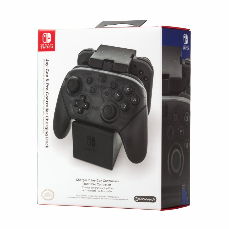 Image of   Nintendo Switch Joy-con & Pro Controller Ladestation