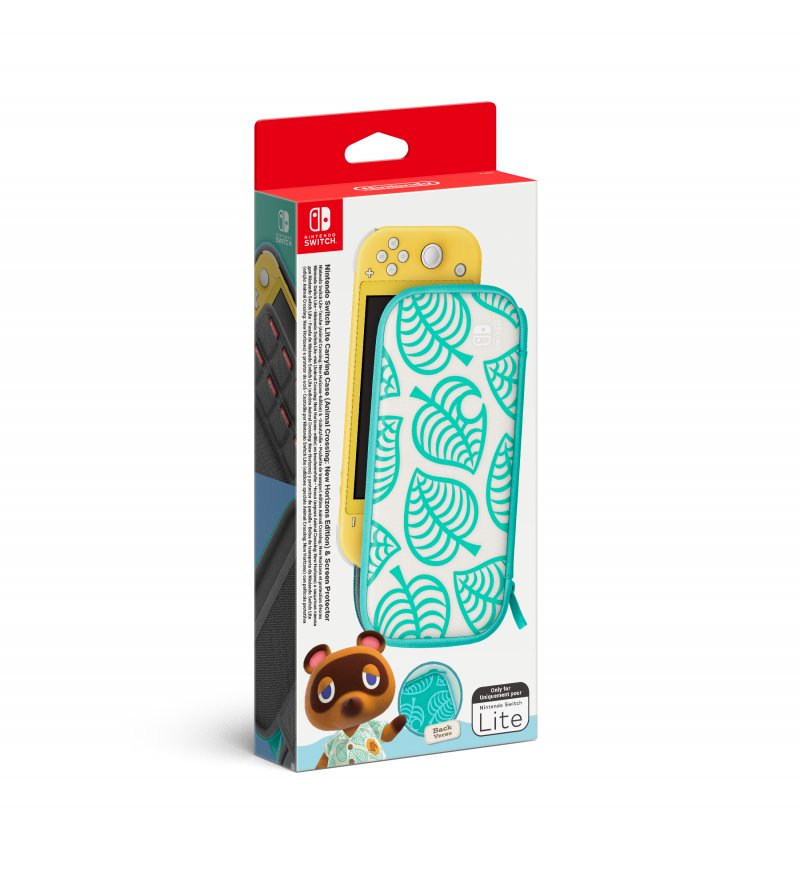 Image of   Nintendo Switch Lite Case - Animal Crossing New Horizons