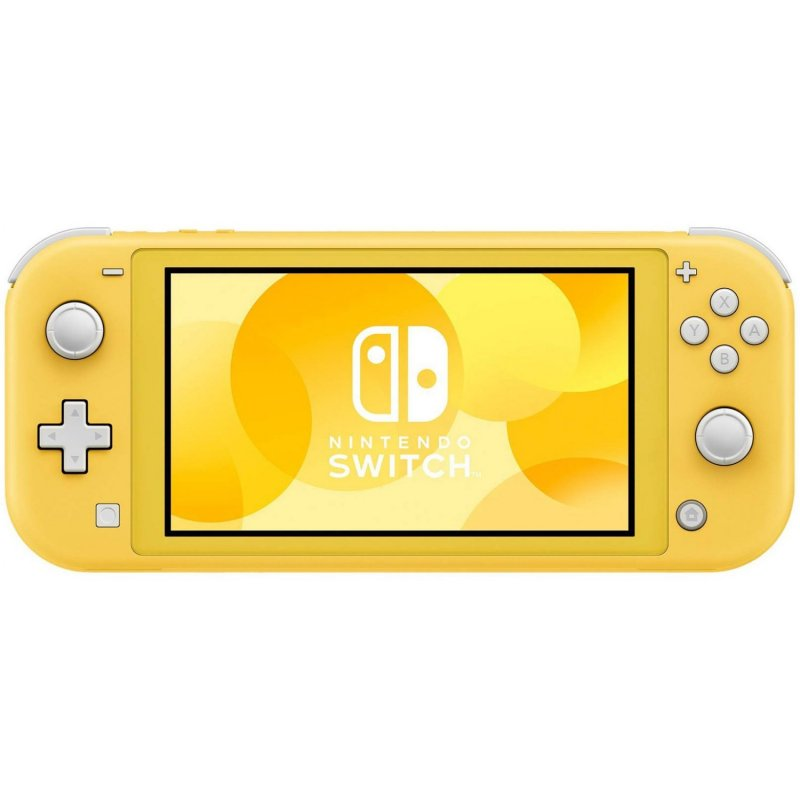 Image of   Nintendo Switch Lite - Gul