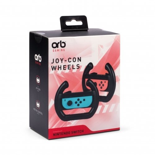 Image of   Nintendo Switch Semi Joy-con Racing Wheel