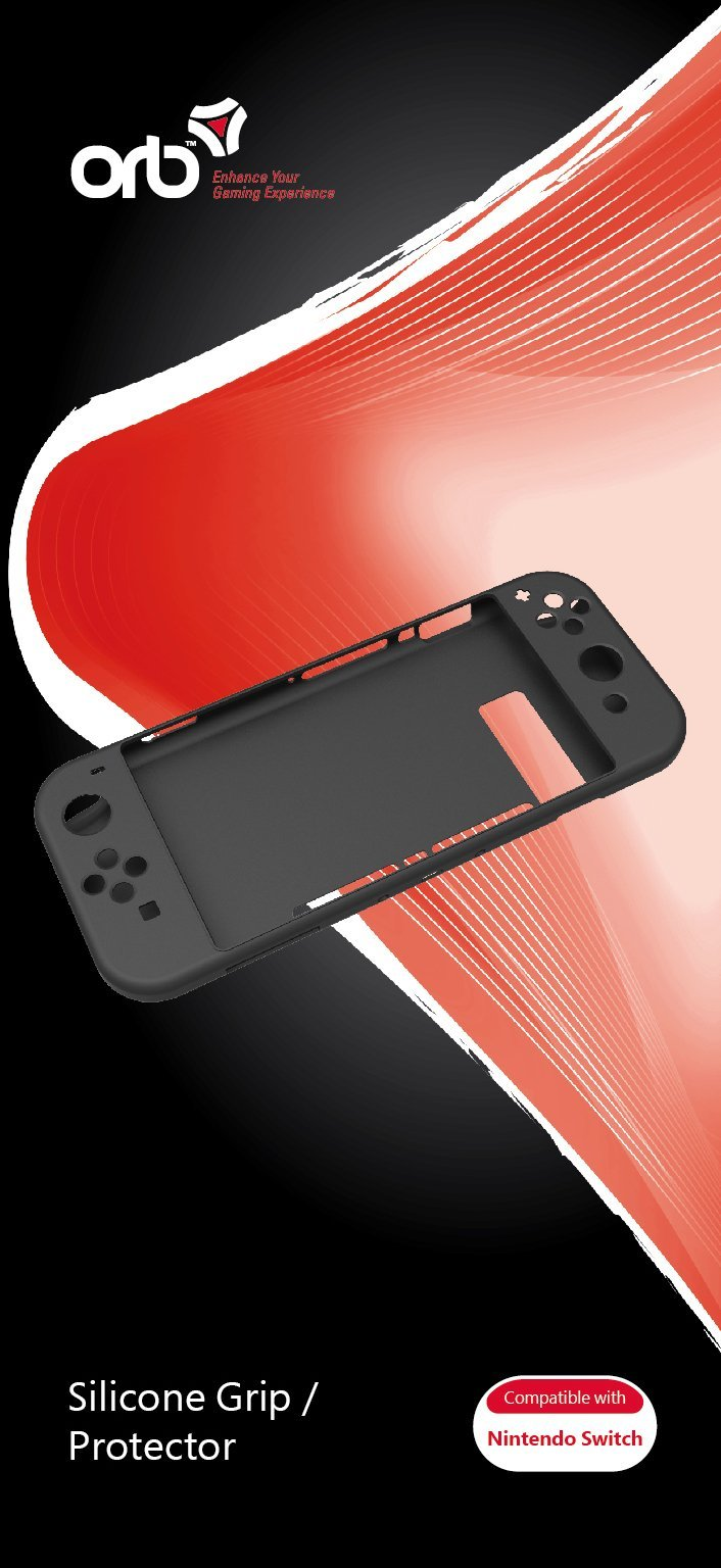 Image of   Nintendo Switch - Silicone Grip - Orb
