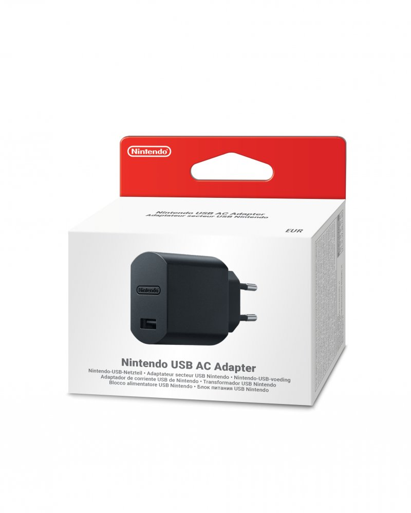 Image of   Nintendo Usb Ac Adapter