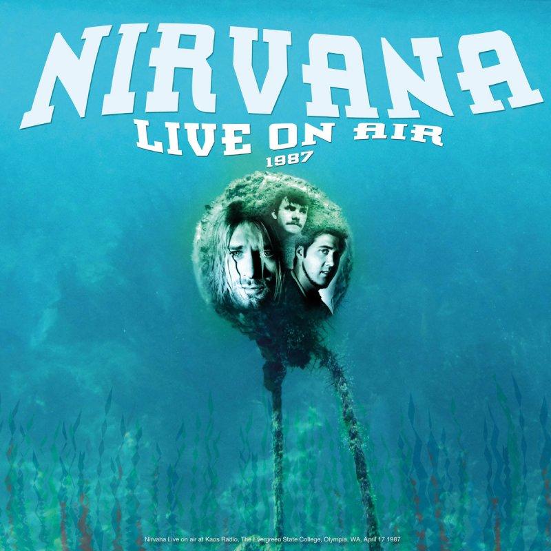 Nirvana - Live On Air 1987 - Vinyl / LP