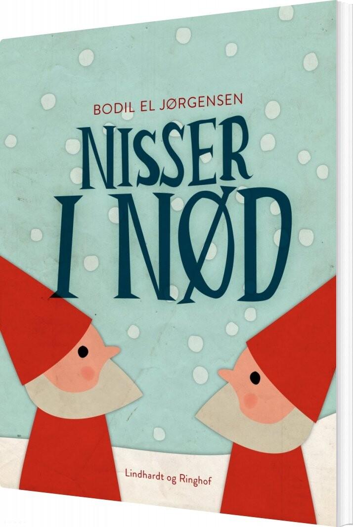 Nisser I Nød - Bodil El Jørgensen - Bog