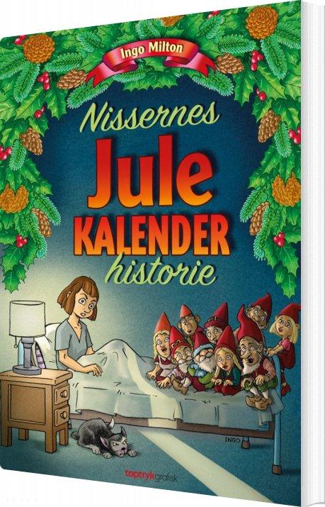 Nissernes Julekalenderhistorie - Ingo Milton - Bog