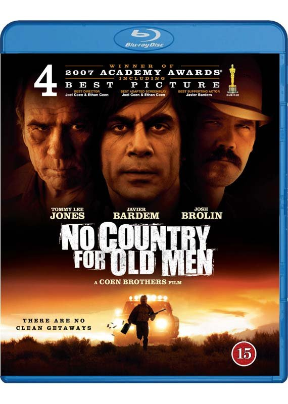 Image of   No Country For Old Men - Blu-Ray