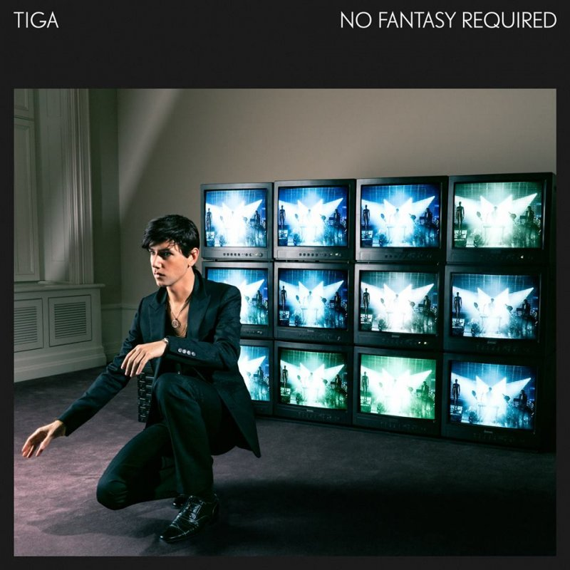 Tiga - No Fantasy Required - Vinyl / LP