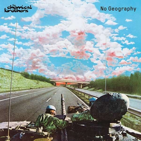 Image of   The Chemical Brothers - No Geography - CD