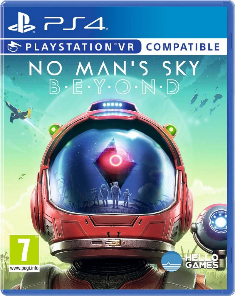 Image of   No Mans Sky: Beyond (psvr) - PS4