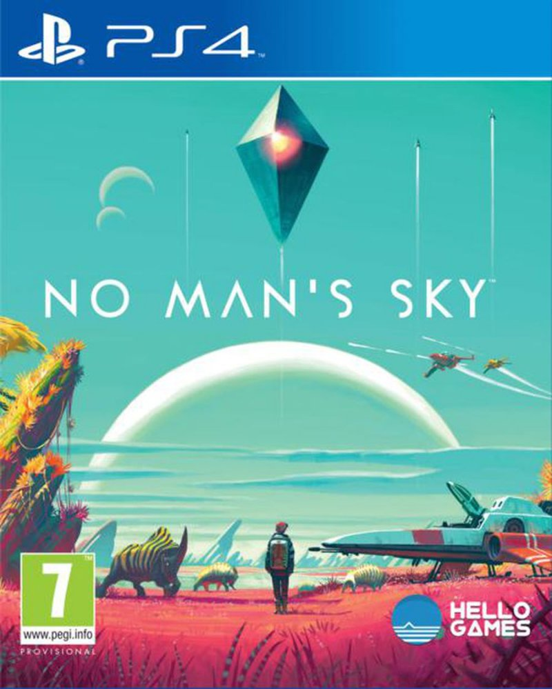 Image of   No Mans Sky - PS4