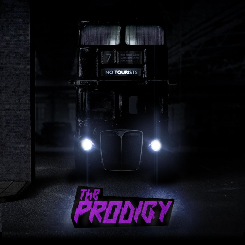 Image of   The Prodigy - No Tourists - CD