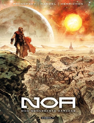 Image of   Noa 1 - Händel - Tegneserie