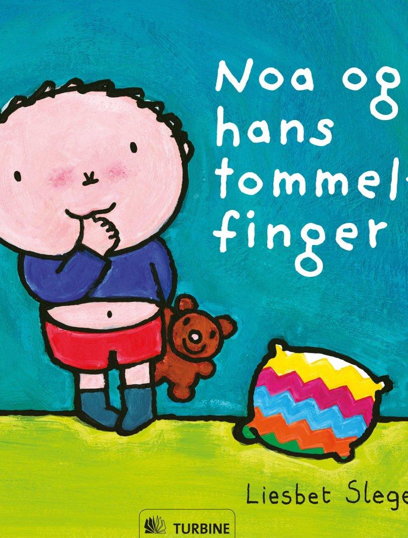 Image of   Noa Og Hans Tommelfinger - Liesbet Slegers - Bog