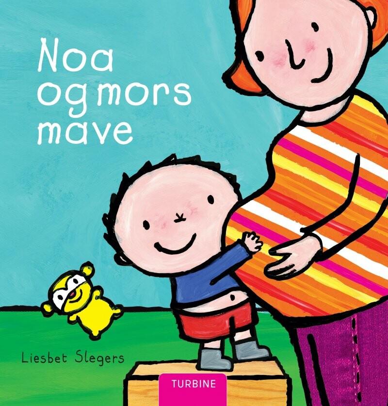 Noa Og Mors Mave - Liesbet Slegers - Bog