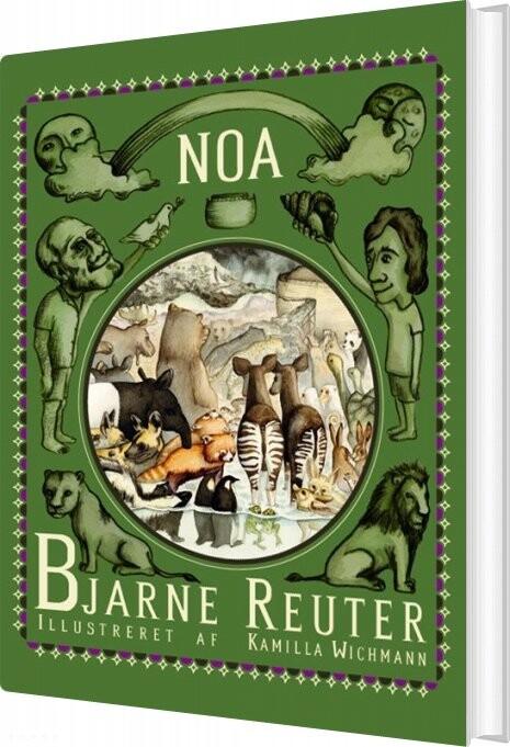 Image of   Noa - Bjarne Reuter - Bog