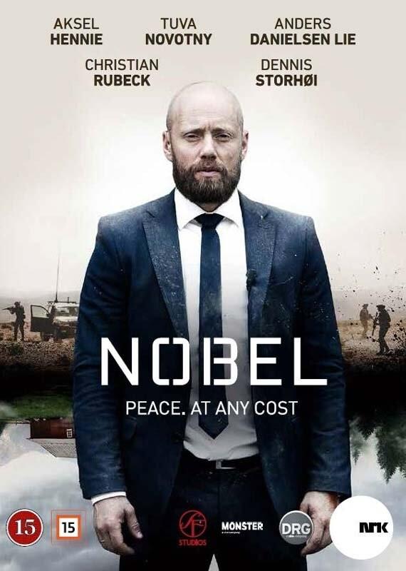 Image of   Nobel - DVD - Tv-serie